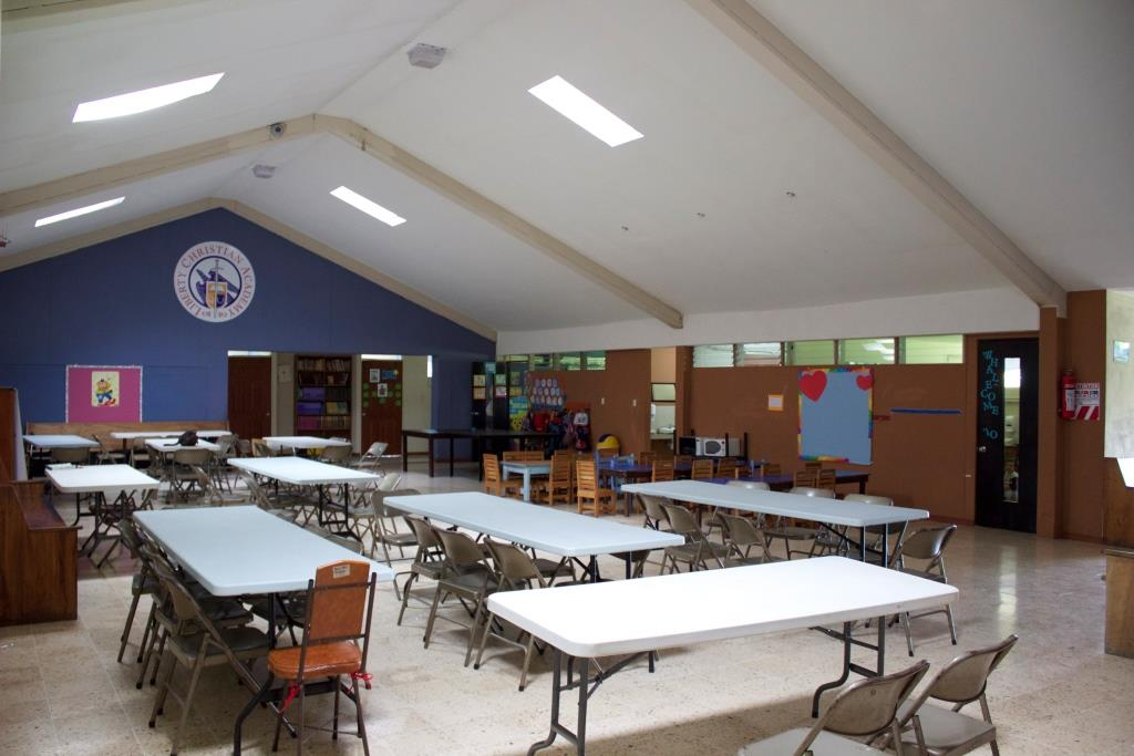 Cafeteria/Meeting Hall