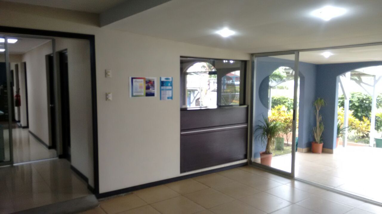 Reception/Admin Offices